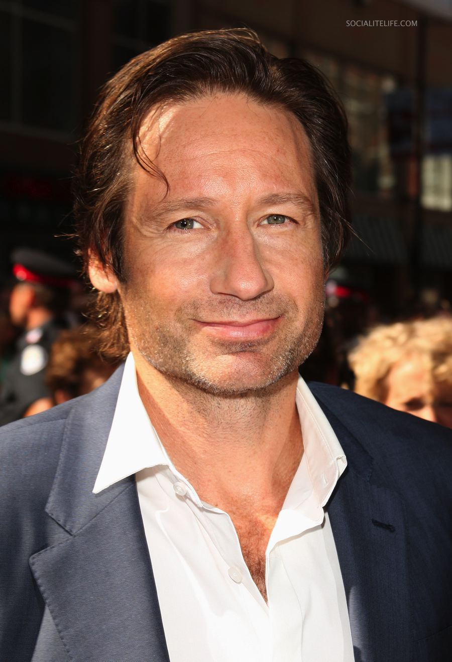 Hollywood Celebrities: David Duchovny Photos