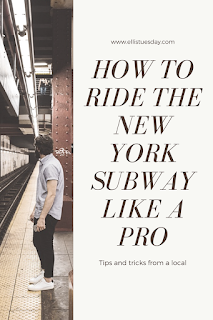 nyc subway tips for tourists