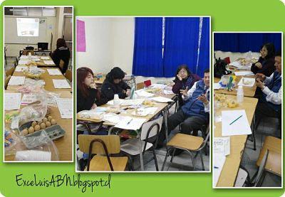 Primer curso ABN en Chile, para docentes.