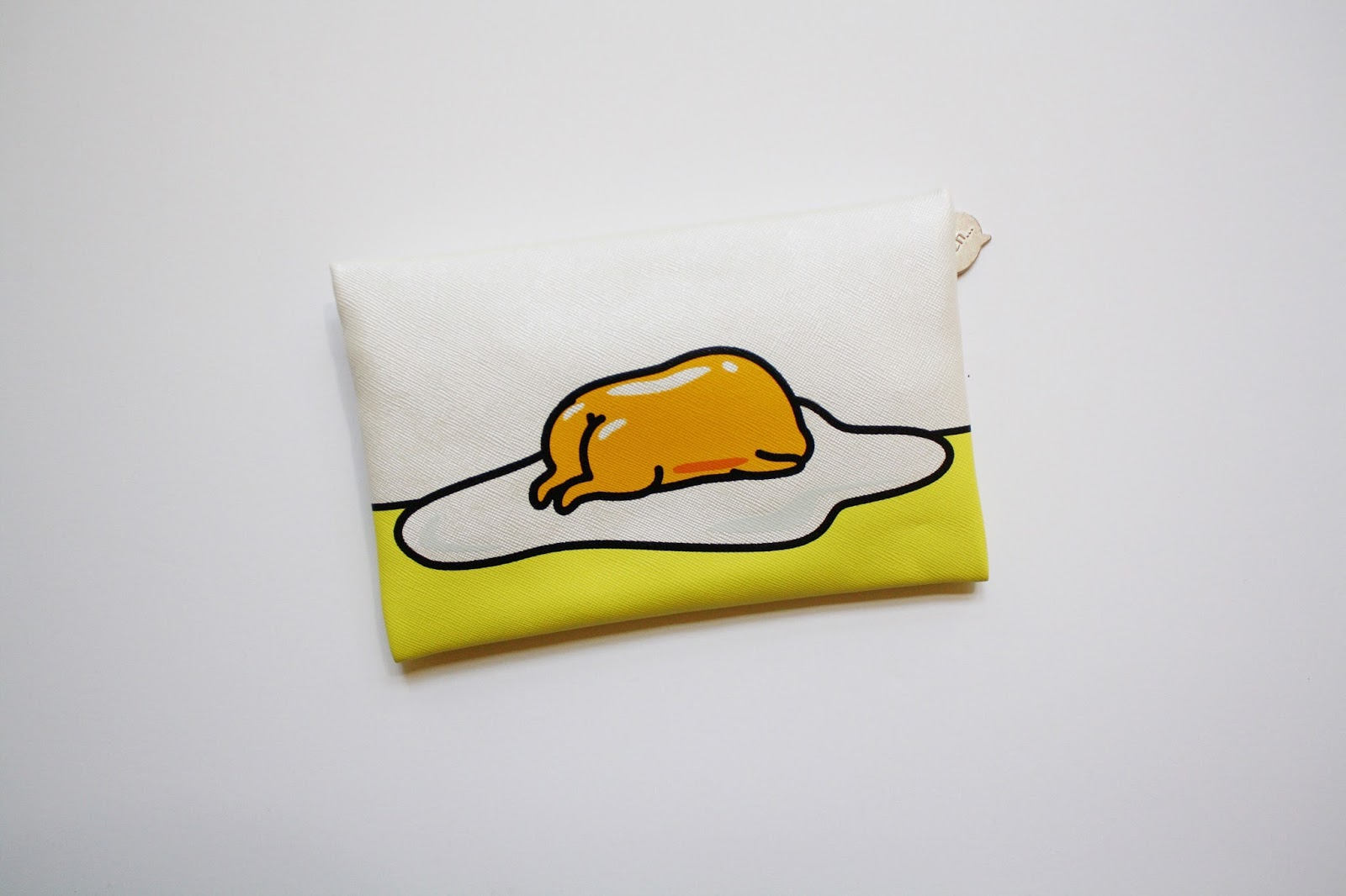 Gudetama Ipsy Glam Bag July 2017