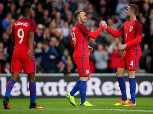 'Rooney Tidak Mesti Jadi Starter di Tiap-tiap Pertandingan Inggris'
