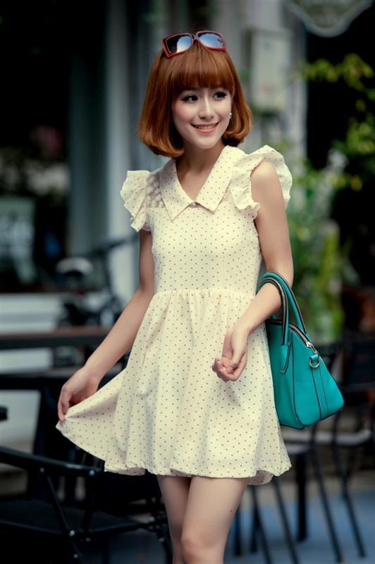 trend fashion: fashion casual wanita korea