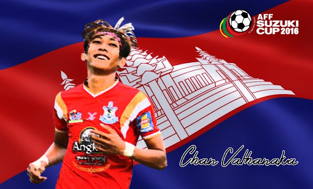 Chan Vathanaka, Messinya Kamboja, Messi from Cambodia, AFF Suzuki Cup 2016