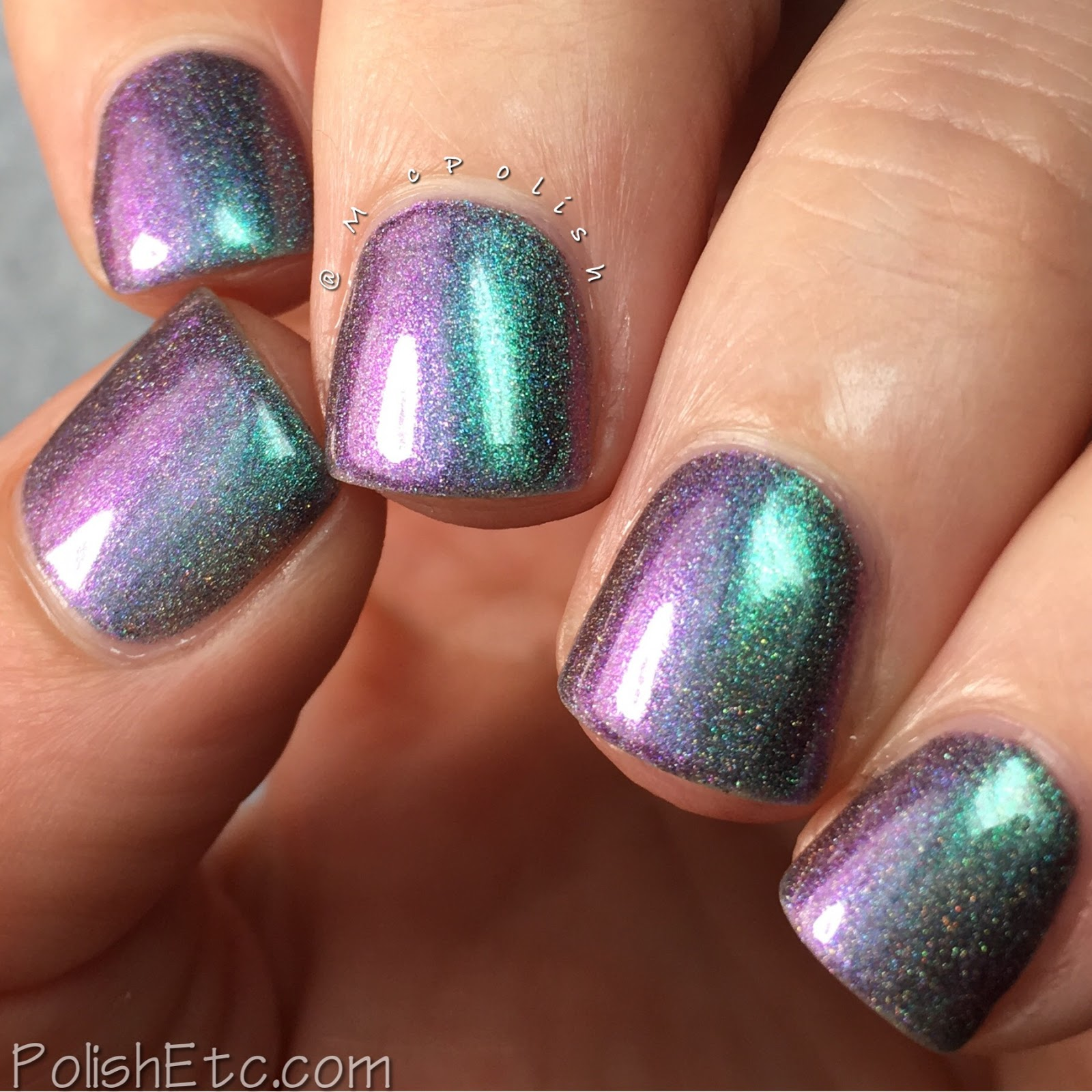 Candy Lacquer - The Twilight Zone Collection - McPolish - Twenty-Two