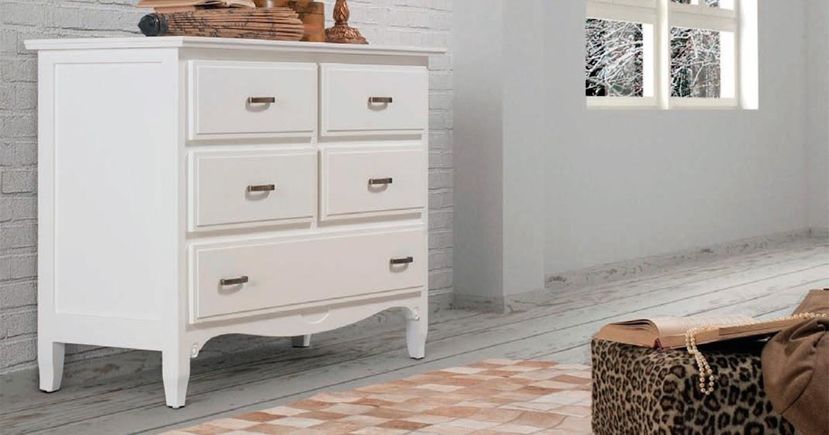 Muebles de dormitorio 5 comodas cinco estilos de dormitorio - Comodas de estilo ...