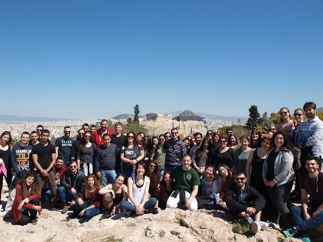 """ΝΕΑ ΑΚΡΟΠΟΛΗ - Μια βόλτα στην Αθήνα, στα μουσεία, τους λόφους και την """"άγρια Δύση""""!"""