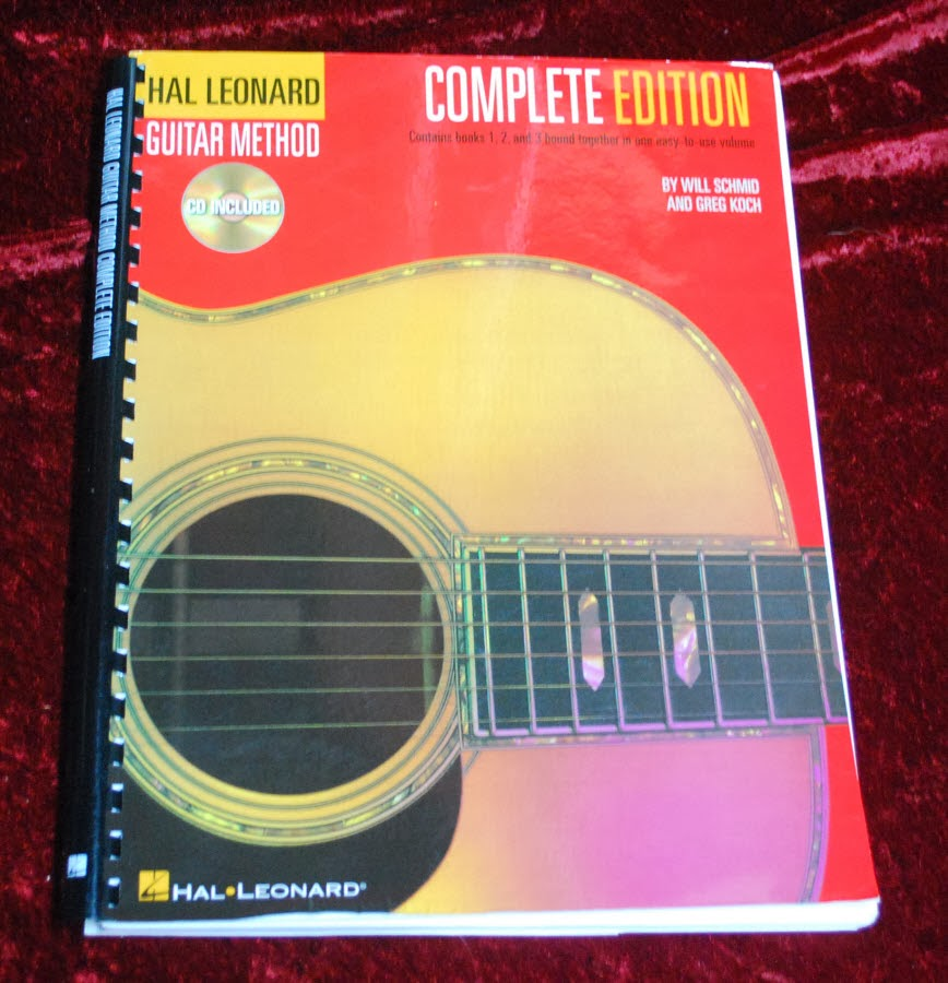 hal leonard guitar method pdf
