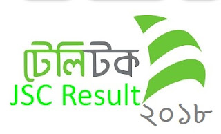 JSC Result 2018 by Teletalk
