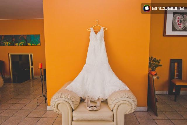 vestido de novia peru
