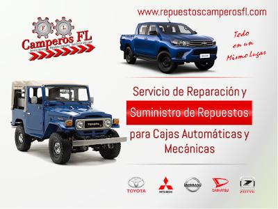Taller Camperos FL  Servicio Tecnico Automotriz
