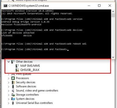 qualcomm hs usb driver android