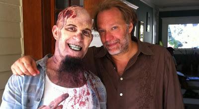 Greg Nicotero & Scott Ian