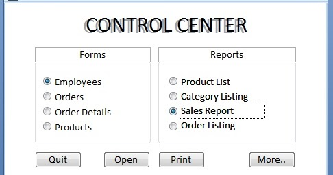 Form Footer Section Dropping Down Magic ~ LEARN MS-ACCESS TIPS AND