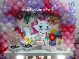 Festa da Gatinha Marie