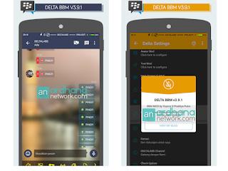 Download Delta BBM Mod Apk Terbaru v4.1.0 [BBM v3.2.5.12]