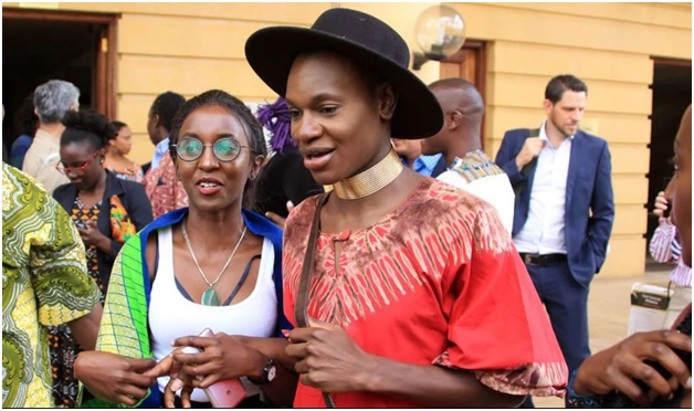 4 - See how GAY couples in Kenya stormed High Court on Friday for the ruling on decriminalization of same sex unions (PHOTOs)