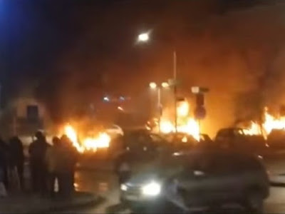 Trump is Right About Sweden: Looting, Cars Torched, Riots Break out in Migrant Suburb