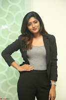 Actress Eesha Looks gorgeous in Blazer and T Shirt at Ami Tumi success meet ~  Exclusive 175.JPG