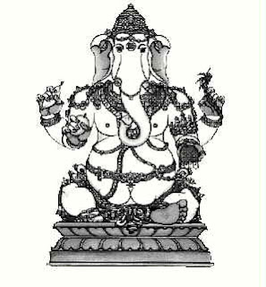 32 Forms of Shree Lord Ganesha