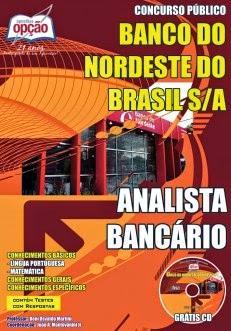 Apostila Banco do Nordeste BNB - Analista bancário
