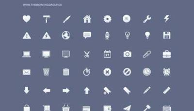 minimalista iconos