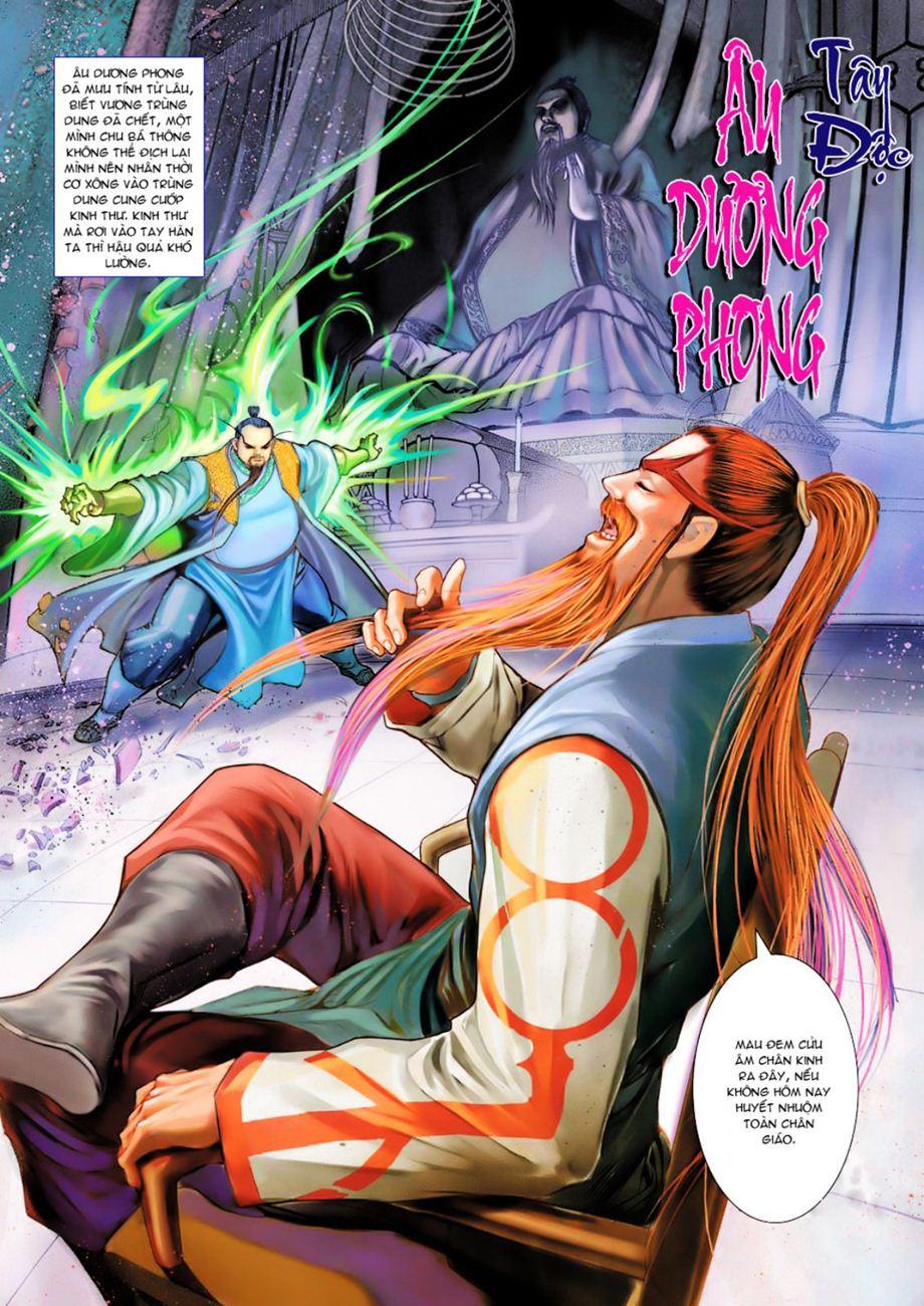 Anh Hùng Xạ Điêu anh hùng xạ đêu chap 40 trang 32