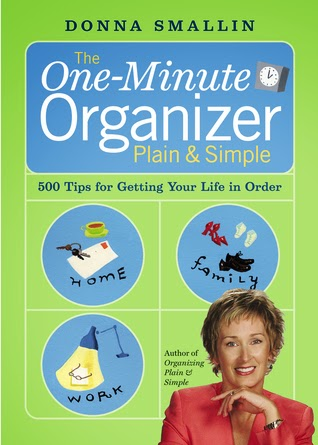 https://www.goodreads.com/book/show/799191.The_One_Minute_Organizer_Plain_Simple
