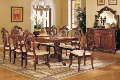 Used formal dining room sets for sale