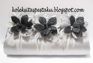Clutch Bag Tas Pesta Bunga Bunga