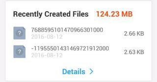 Menghapus Semua File Cache di Android