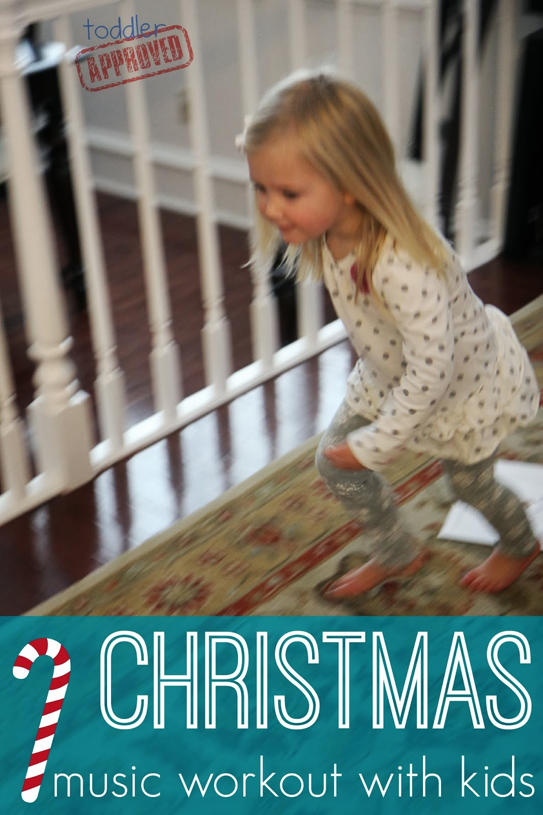 Toddler Approved!: Christmas Music Workout with Kids