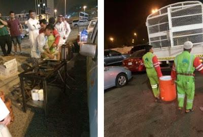 Kampanye Inpeksi Lapangan Skala Besar di Makkah