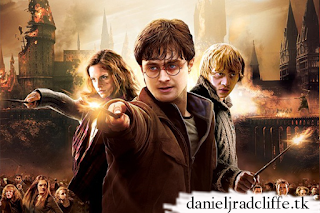 Harry Potter and the Deathly Hallows part 2 video game artwork