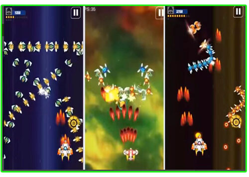 Galaxy Attack Space Shooter