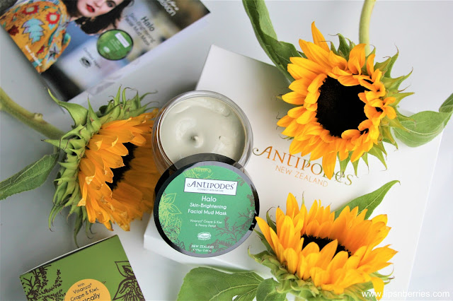 Antipodes Brightening Facial Mud Mask Review