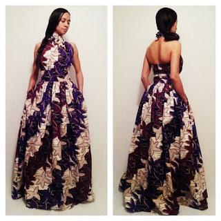 Ankara Dresses Styles For Dinner Long Evening Wears For Women