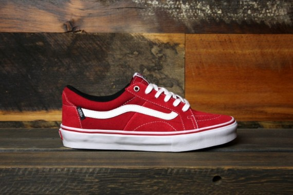 b047aaf96f8f41 Vans drops off a few new pairs of their Vans AV Native American Low  silhouette in some colorways that aren t so much built to shock and awe but  simply ...
