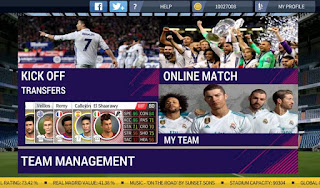 FTS Mod FIFA 18 Ultimate Team By XRTX 11 Apk + obb data_2