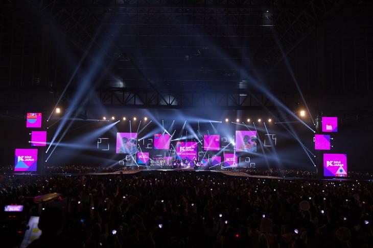 KCON 2019 JAPAN I TWICE TWICE, IZ ONE, MONSTA X, SF9, PENTAGON, MOMOLAND