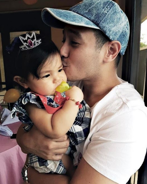 MUST SEE: Father and daughter photos of John Prats and Lilly Feather that will surely melt your heart!
