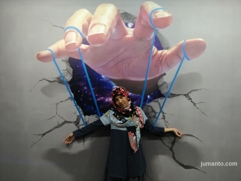 wahana wisata g'art studio palembang