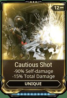 Cautious Shot