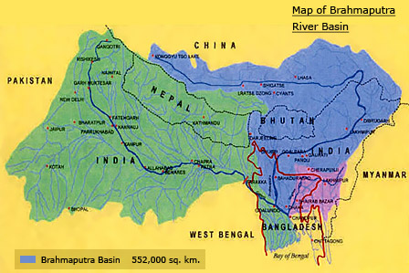 List of major rivers of India