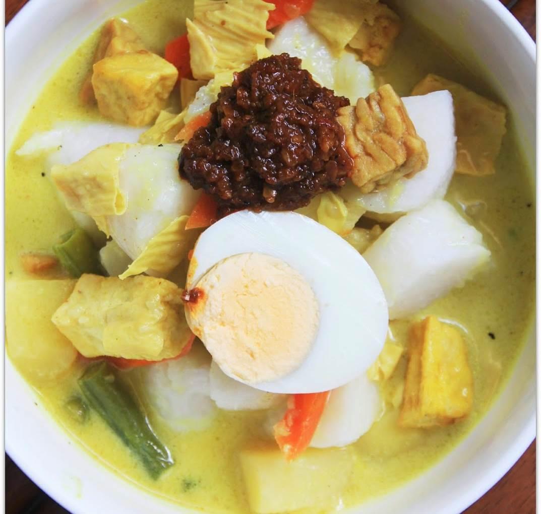 Resepi Lontong Johor Sedap Dan Mudah Usiamuda