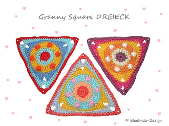 Ebook Granny Square DREIECK
