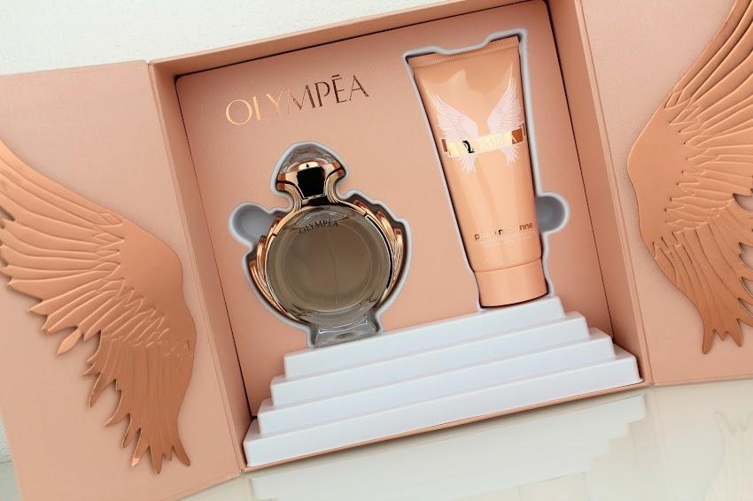 Swap blog beauté coffret parfum Olympéa Paco Rabanne