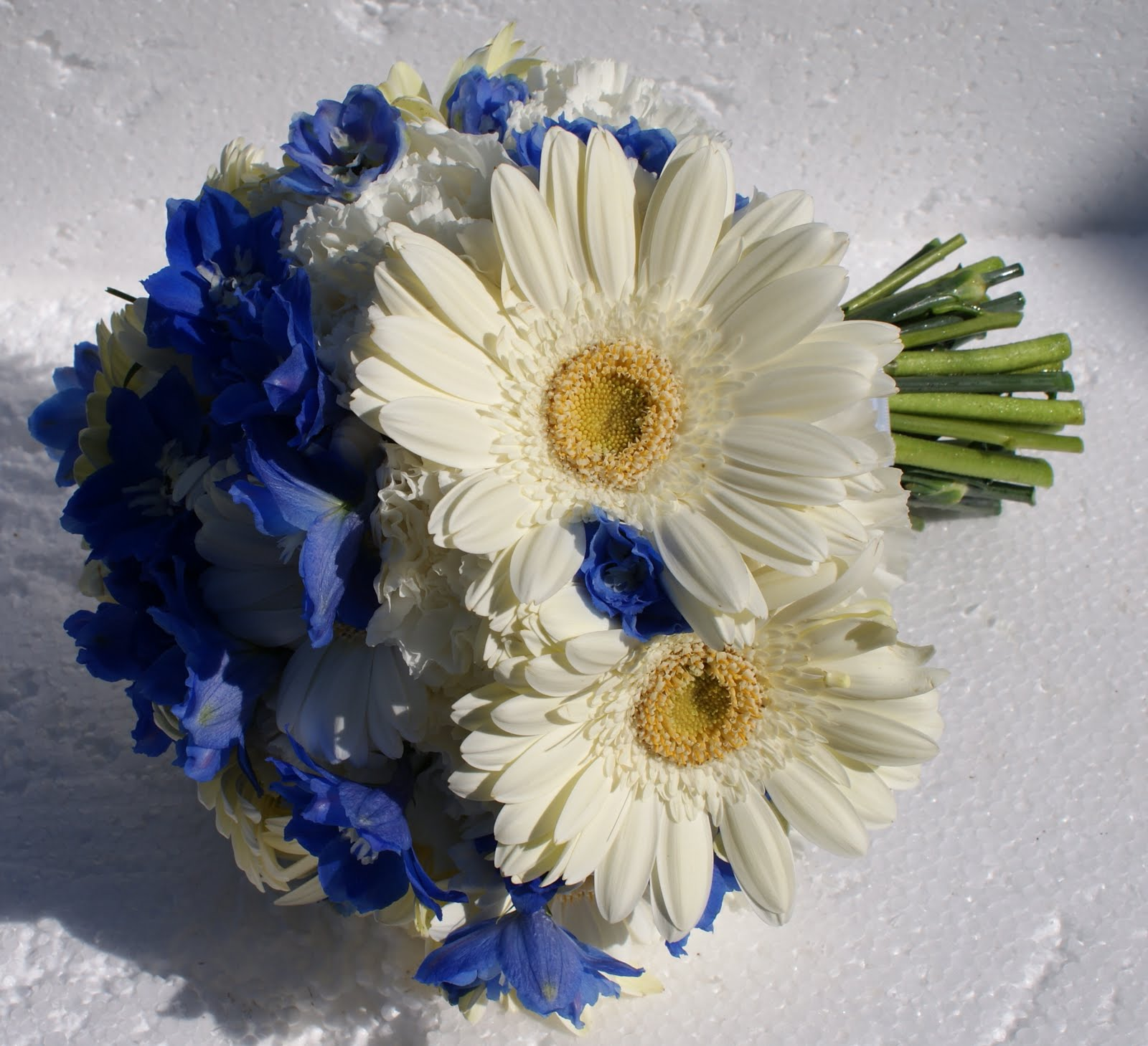 Wedding Flowers Keighley: The Flower Company: Tanya Leigh