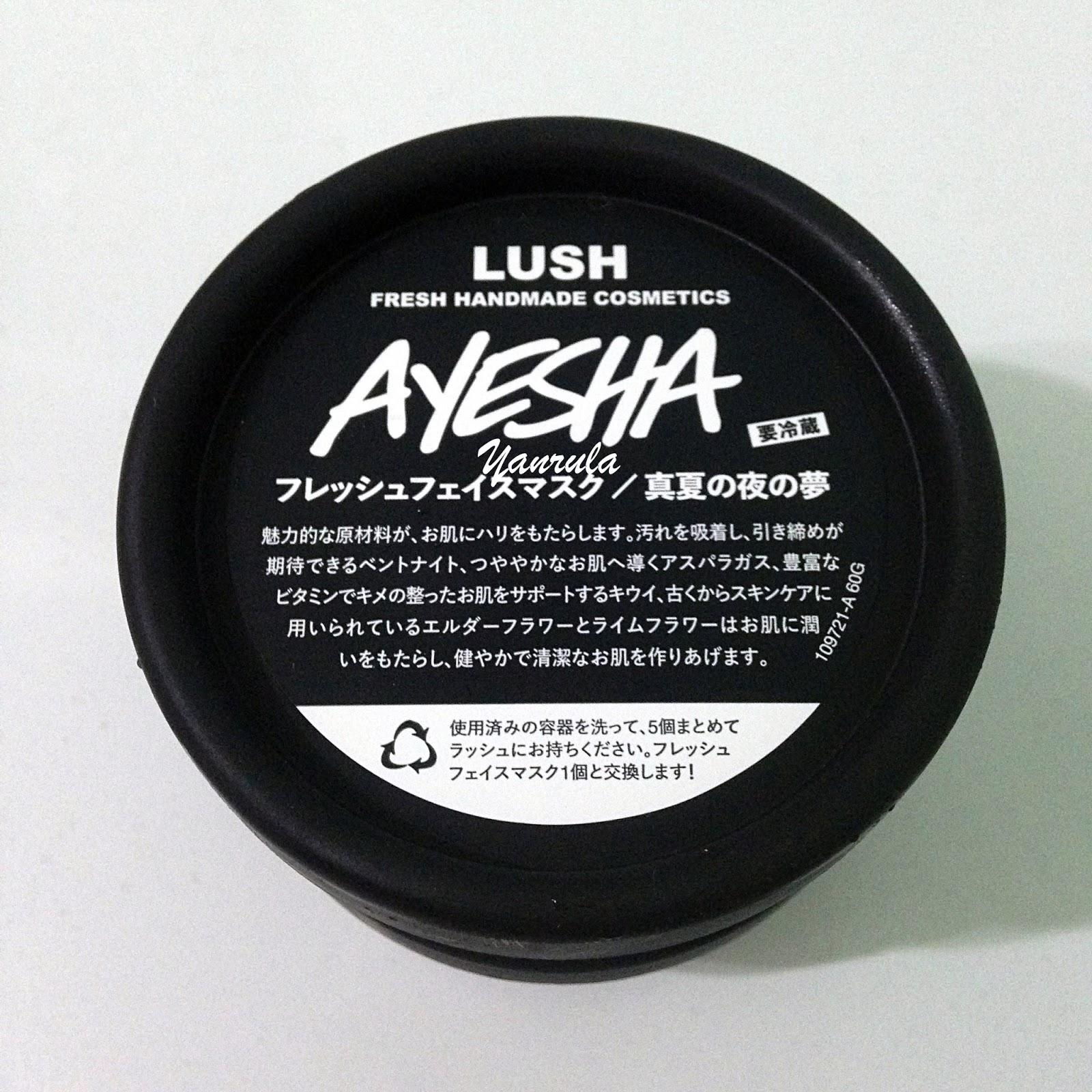 ayesha mask