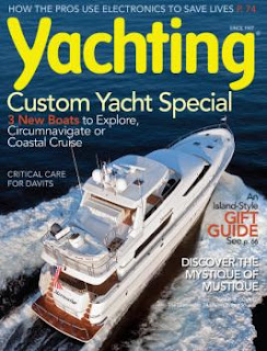 Pelindaba Lavender Featured in Yachting Magazine