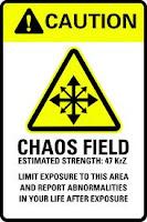 pericolo caos